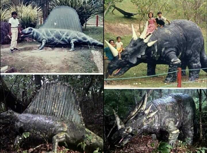 Serem, Inilah 24 Perbandingan Menyedihkan Dulu dan Sekarang Taman Mimaland Malaysia