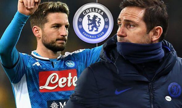 Jadi Paham Kenapa Dries Mertens Menolak Tawaran Chelsea