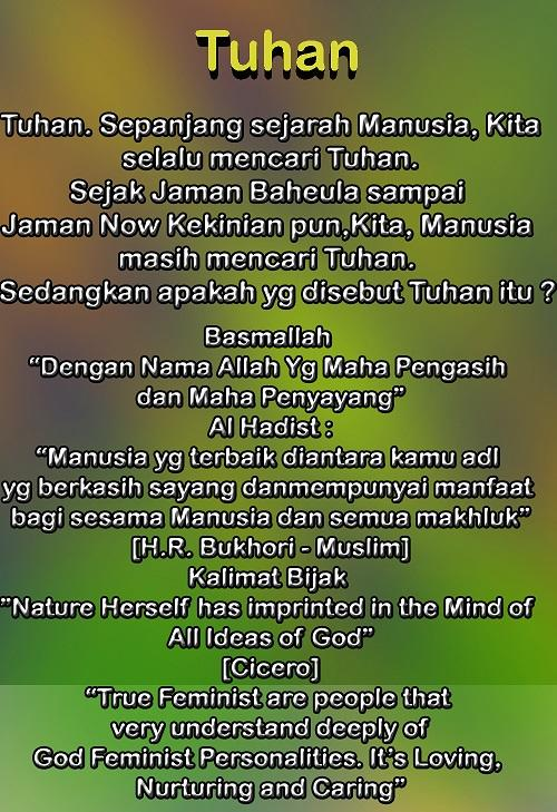 [Muhasabah & Nasionalisme] Ajaran-ajaran Kemanusiaan dalam Islam Kita Semua