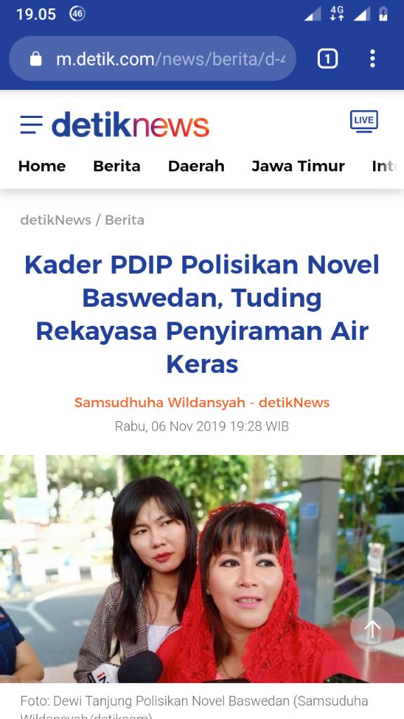 Bintang Emon Diserang Buzzer Gegara Sentil Kasus Novel Baswedan?
