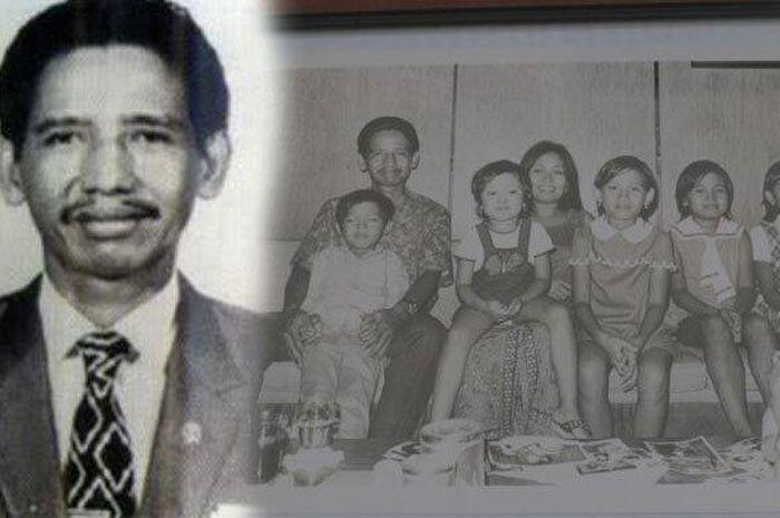 Ir.. Sutami, Menteri PU Era Soeharto yang Dicabut Listriknya krn telat bayar