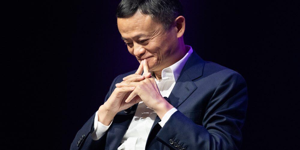 (Al-Kisah) Suksesnya Jack Ma
