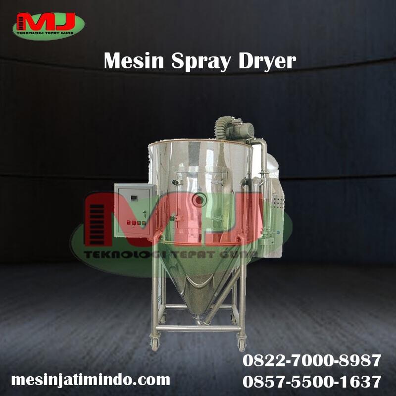 Mesin Spray Dryer | Pembuat Minuman Bubuk
