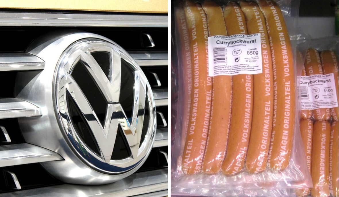 Volkswagen, Produsen Mobil yang Lebih Banyak Menjual Sosis