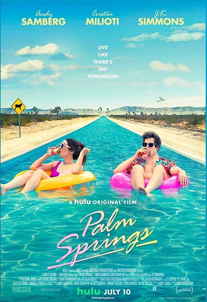Palm Springs (2020) | Andy Samberg, Cristin Milioti