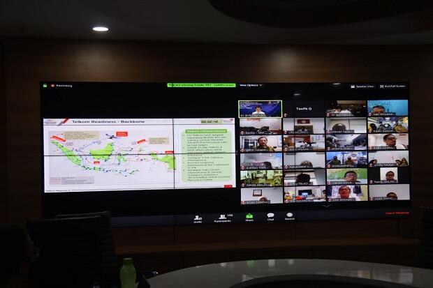 Infrastruktur Jaringan Telkom Siap Dukung Smart City saat New Normal