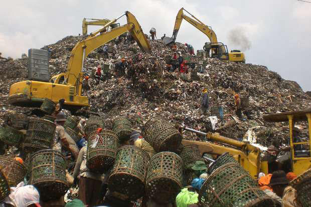 TPA Burangkeng Overload, Kabupaten Bekasi Bangun Pusat Daur Ulang Sampah