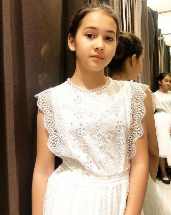 Biodata Sandrinna Michelle, Pemeran Wulan di Sinetron Dari Jendela SMP SCTV 2020