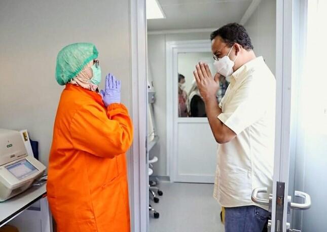 kabar Gembira Tingkat Keterisian Pasien Covid-19 di Rumah Sakit Jakarta di Bawah 40%