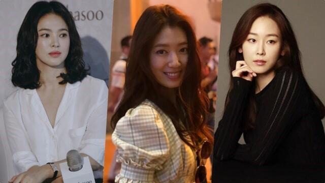 Ini Dia 3 Aktris Tercantik di Korea Selatan!