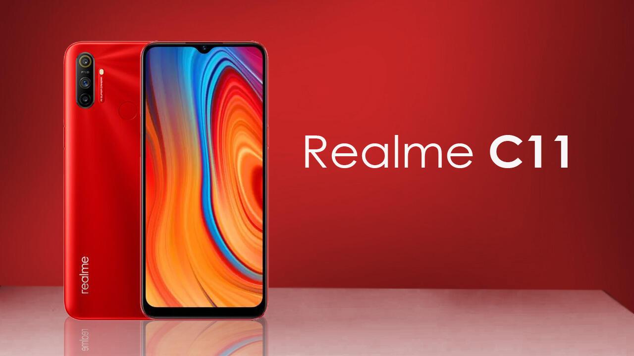 Realme C11 Segera dirilis, Resmi TKDN indonesia
