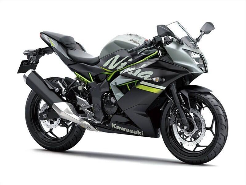 Dengan Uang 29 Jutaan Kamu Bisa Bawa Pulang Motor Kawasaki 250cc Anyar