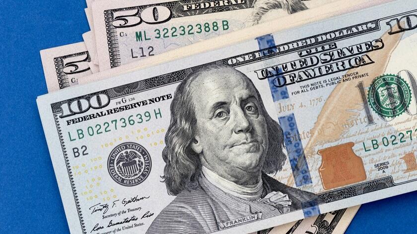 USD Menguat Akibat Kecemasan Meningkatnya Kasus Corona