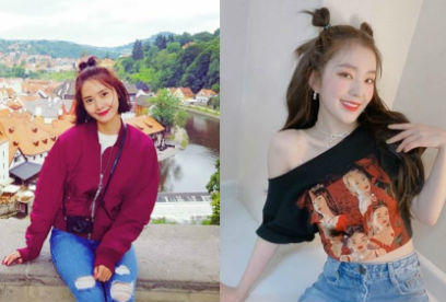 10 Adu Gaya OOTD Yoona SNSD Vs Irene Red Velvet, Duo Visual Modis!