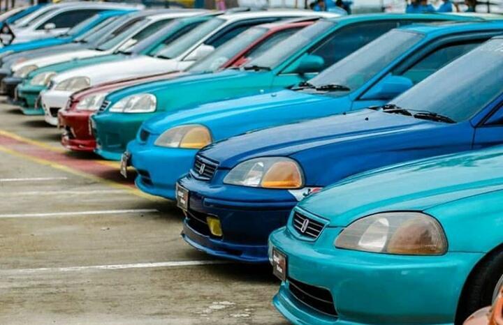 KUMPULAN | Inspirasi Honda Civic Modifikasi