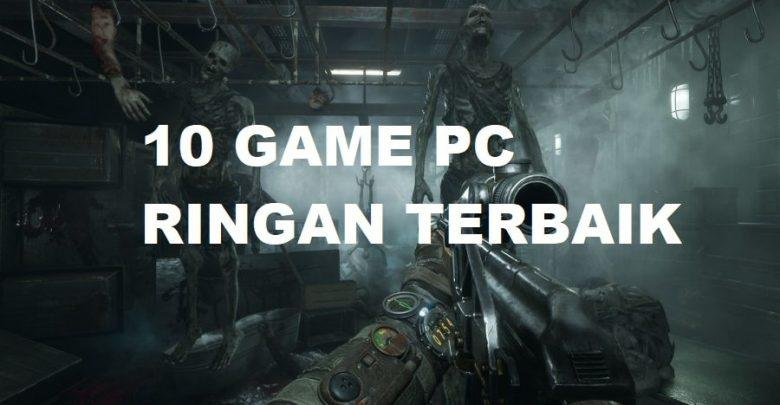 10 Game PC Ringan Terbaik untuk Laptop dan PC Kentang!