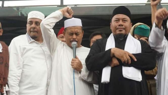 PA 212 Tuntut 'Syariat Islam' Dimasukkan dalam Pancasila