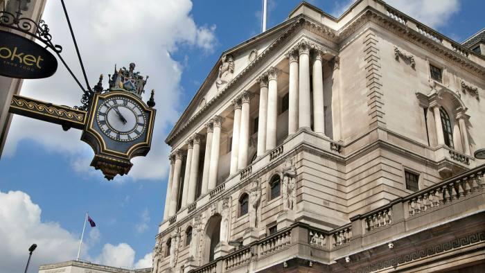 BoE Pertahankan Suku Bunga di Bulan Juni 2020
