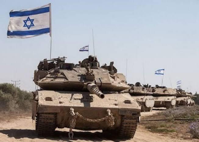 Video Detik-detik Prajurit TNI Bernyali Besar Hadang Tank Israel