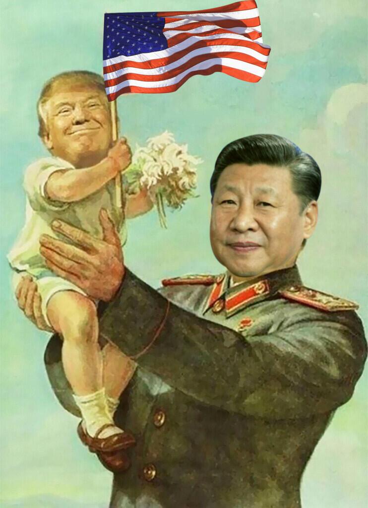 Trump Minta Bantuan untuk Menangkan Pilpres AS, Ini Tanggapan China