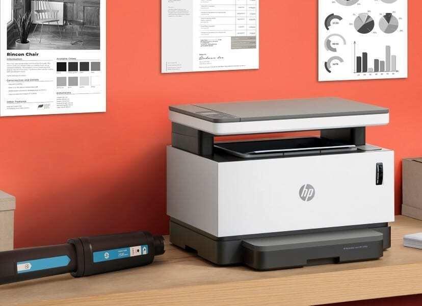 5 Kelebihan Printer HP Neverstop Laser untuk UMKM