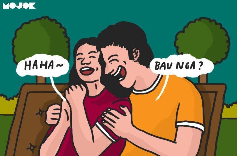 Kentut Di Depan Pasangan? Why Not! Kentut Bisa Bikin Hubungan Lebih Bahagia Lho!