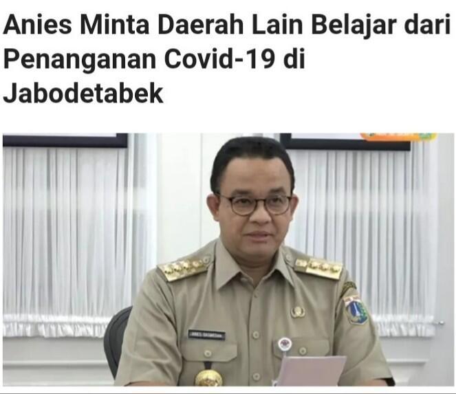 Awas! Ratusan Orang Jakarta Masih Tertular Corona 18 Juni Hari Ini