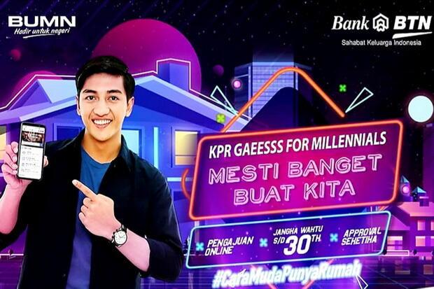 BTN Raih Top Brand Award 2020 Pilihan Milenial