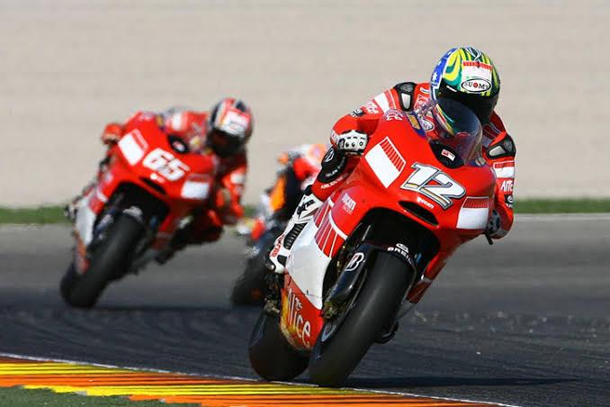 Moment Bersejarah Ducati & Bayliss