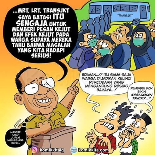 Pemprov DKI Akui Banyak Pelanggaran PSBB Saat CFD di Jakarta