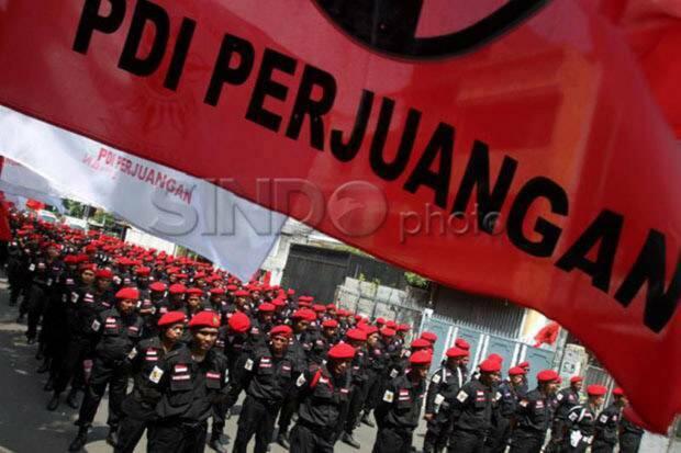 PDIP Jatim: Hanya Tsunami yang Bisa Merubah Rekomendasi DPP PDIP