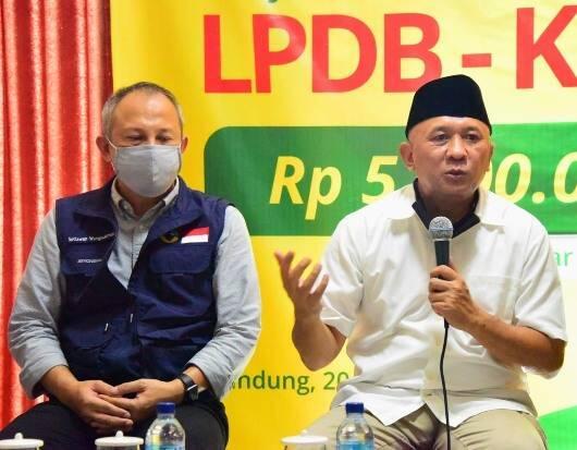 Menteri Koperasi UKM: Pembiayaan UKM Harus Ramah dan Mendidik