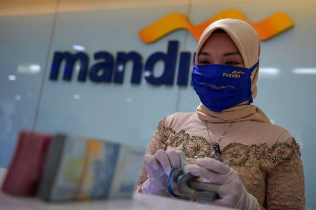 Ringankan Beban Warga, Bank Mandiri Salurkan Bantuan Capai Rp6 Miliar