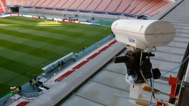 4 Kamera Yang Berpengaruh di Sepakbola Modern