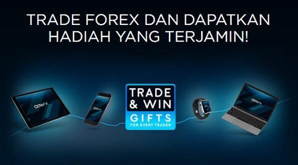 OCTAFX | Spread Rendah | Deposit / Withdraw via Bank Lokal >>