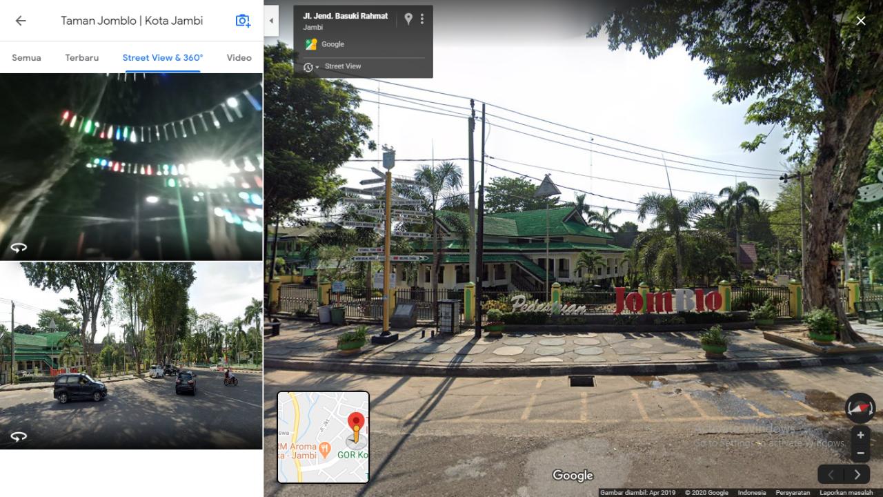 [COC Reg. Jambi] Jalan-Jalan Virtual Ke Kota Jambi Kuy!