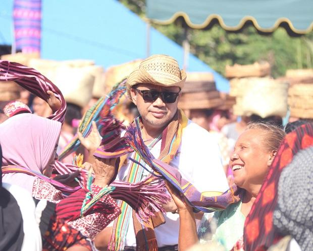 Bupati Lembata Pastikan Pasar Tradisional Barter Wulandoni Ikut Lomba Inovasi Daerah