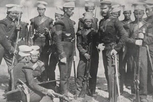Raksasa hingga Hantu, 7 Prajurit Paling Unik dalam Sejarah Dunia