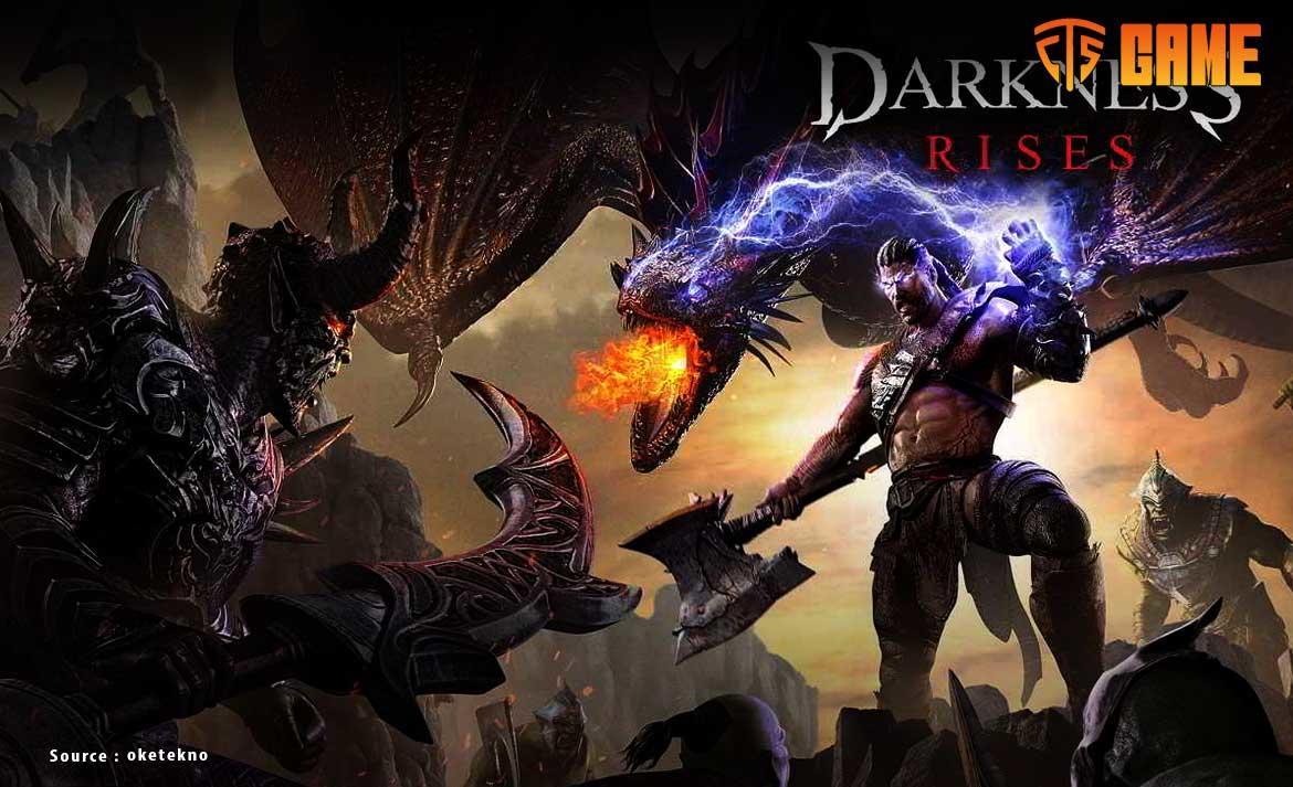Review Darkness Rises