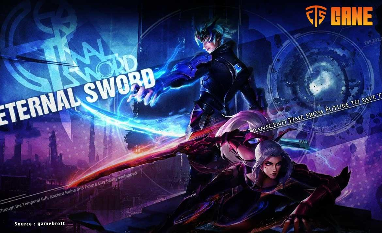 Eternal Sword M, Siap Memainkan Game Satu Ini?