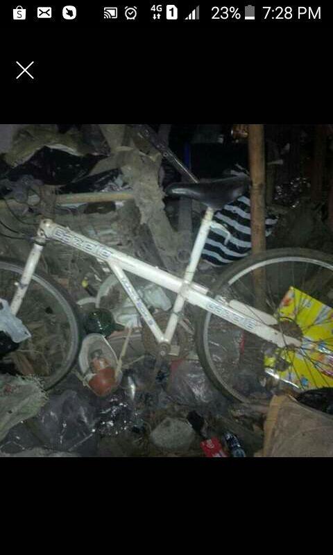 Gan mo tanya model sepeda