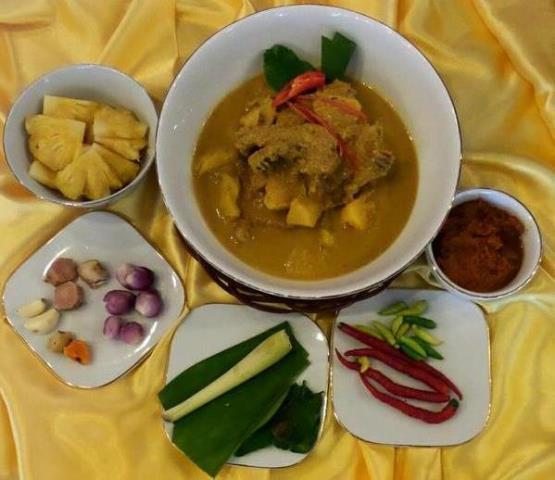 [Coc Reg. Jambi] Makanan Khas Yang Akan Ane Lahap Kalau Berkunjung Ke Jambi
