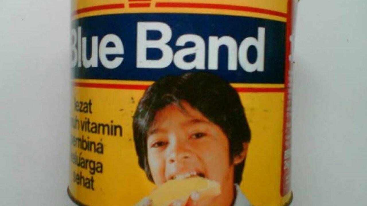 Inget Anak di Kaleng Blue Band Gan? Ini Orangnya !