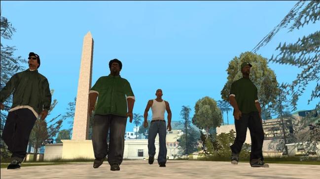 5 Fakta Menarik Carl Johnson di GTA San Andreas yang Banyak Orang Tak Tahu!