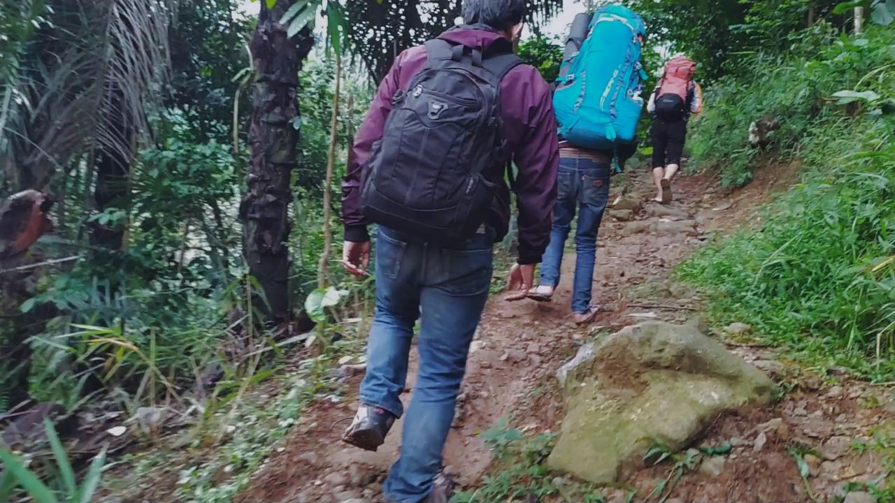 [Jurnal] Trekking CURUG CILEAT, Subang