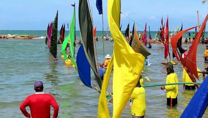 [Coc Reg.Kepulauan Riau] Jong, Perahu Tradisional Berusia Ratusan Tahun Tetap Lestari