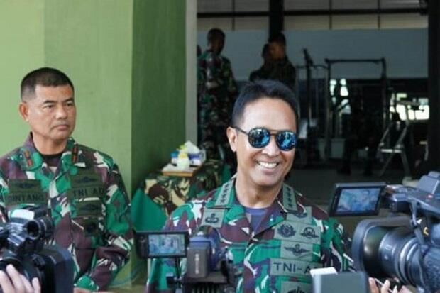 KSAD Targetkan 900 Perwira Ikut Pendidikan Seskoad Tiap Tahun
