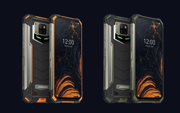 Kenalan Ama S88 Pro, Ponsel dengan Baterai 10.000 mAh