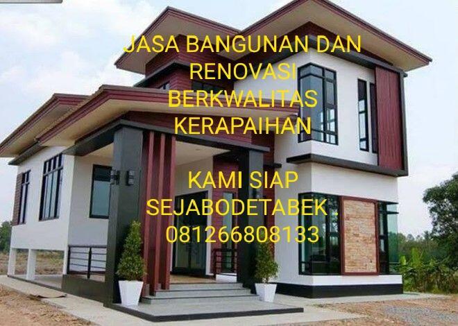 Jasa Bangunan Dan Renovasi