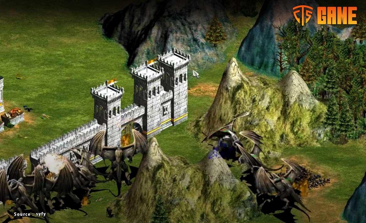 Review Game The Lord of the Rings: The Battle for Middle-Earth